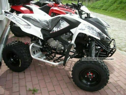 ADLY 500 STICKERS - ADLY 400 GRAPHICS KIT - DECALS ADLY ATV GRAPHICS KIT